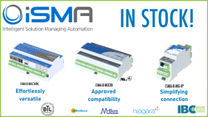 iSMA in stock at IBC