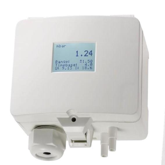 DPA7000 LCD RS485 Modbus MultiRange