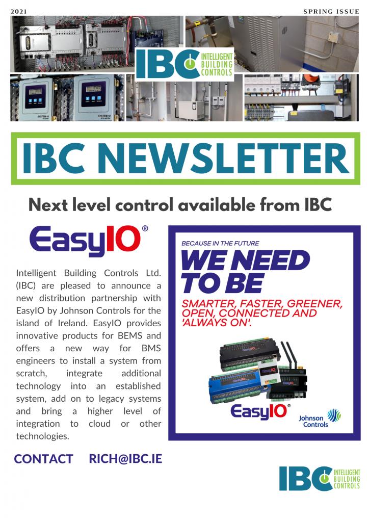 IBC newsletter 2021