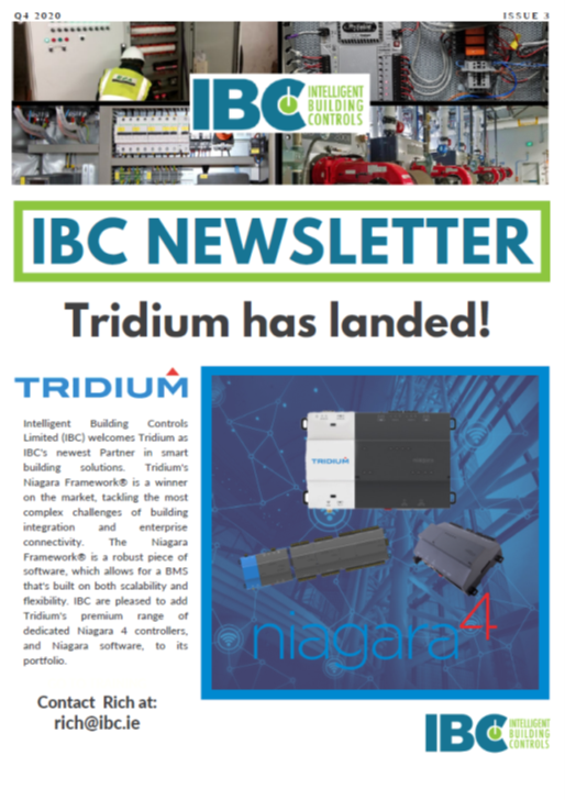 IBC newsletter issue 3 cover