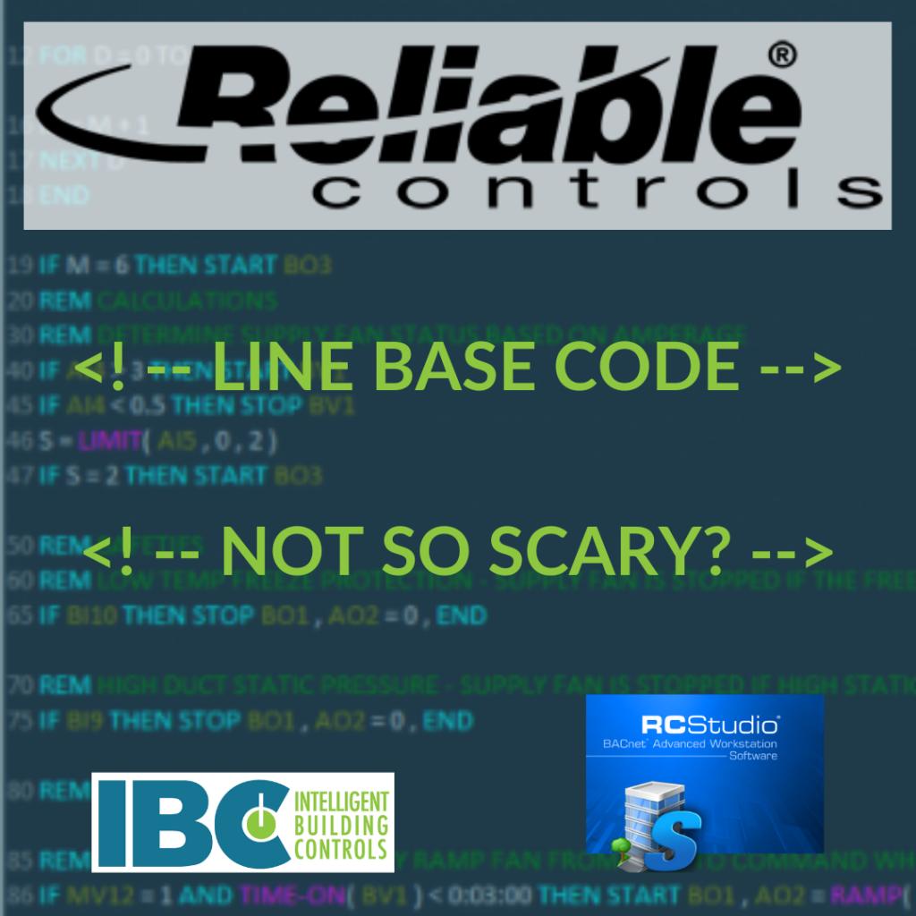 RC-Studio line base code