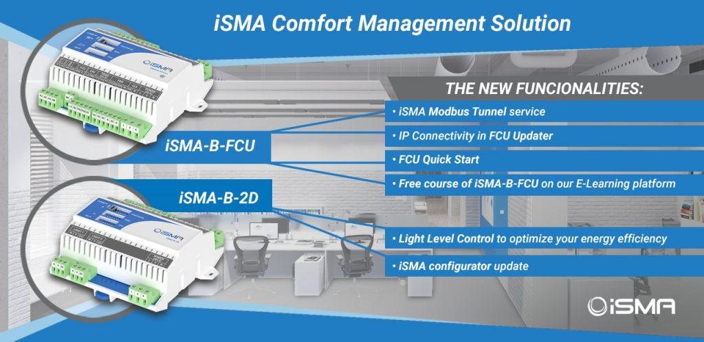 isma comfort management solution