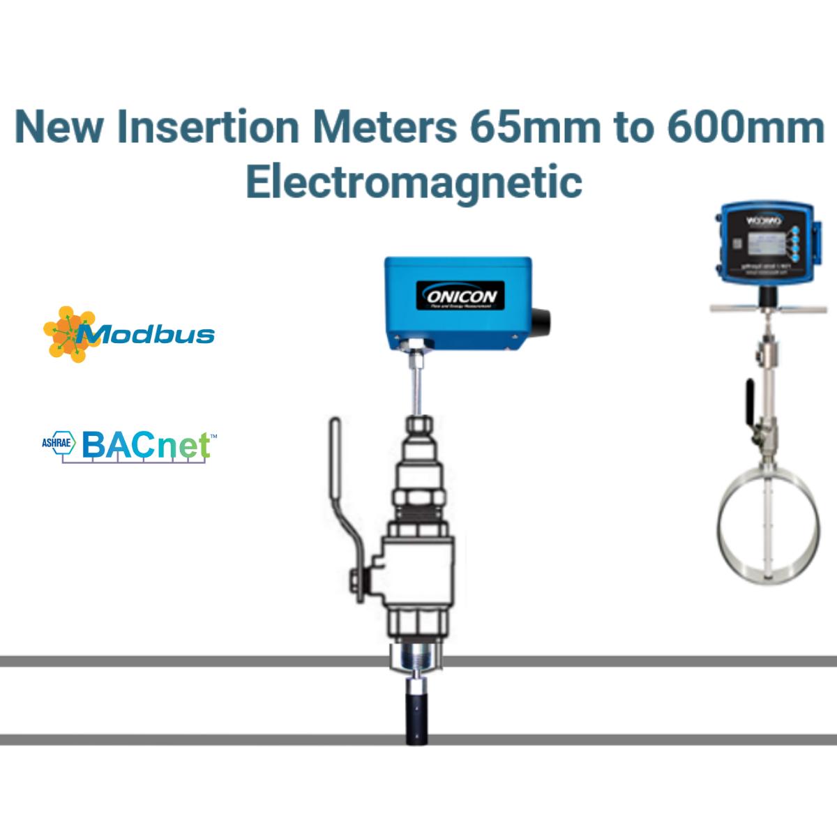 insertion meters